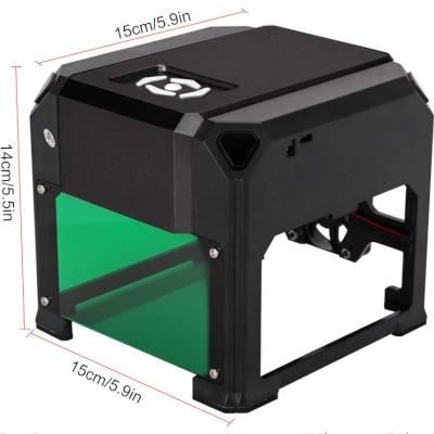 dimensioni incisore laser k5