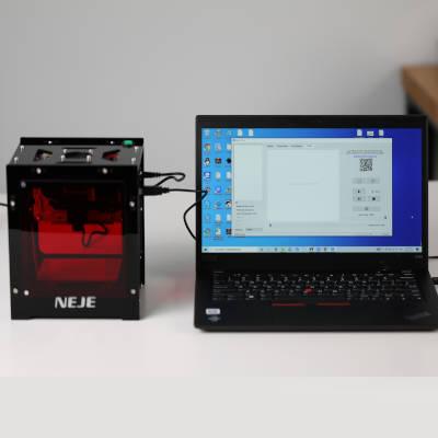 incisore laser neje 1500 mw compatibilità con vari sistemi operativi