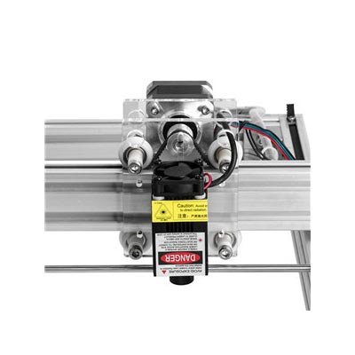 motore incisore laser 2500mw 400x500mm